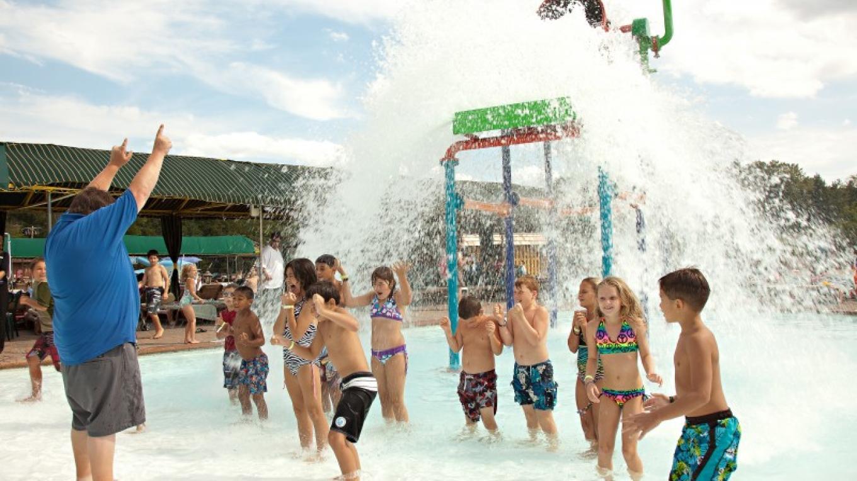 Zero Entry Kid's Pool – Kevin Ferguson
