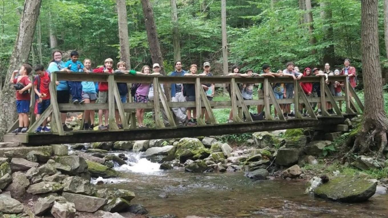 Over the River & Through the Woods – PEEC Staff Photos