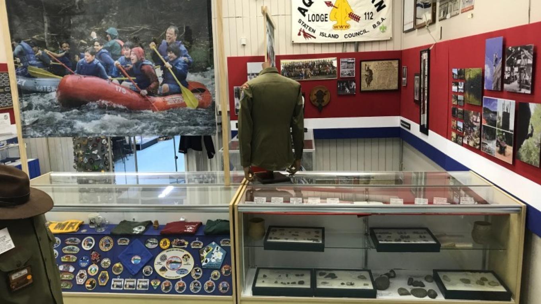 New Museum Exhibits – David Malatzky
