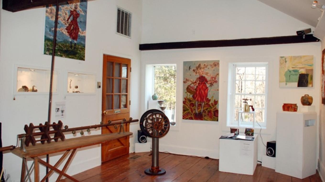 Sally D. Francisco Gallery at Peters Valley School of Craft