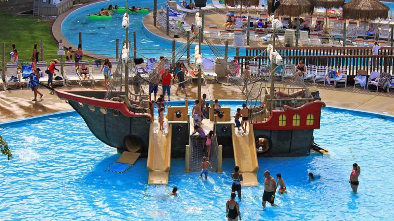 Black Beard's Pirate Ship – Photograph by: Land of Make Believe
