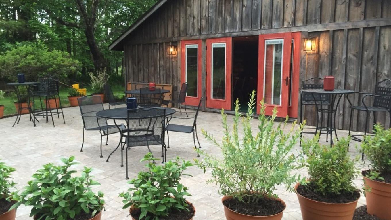 The Forestburgh Tavern Patio – Dave Sanford