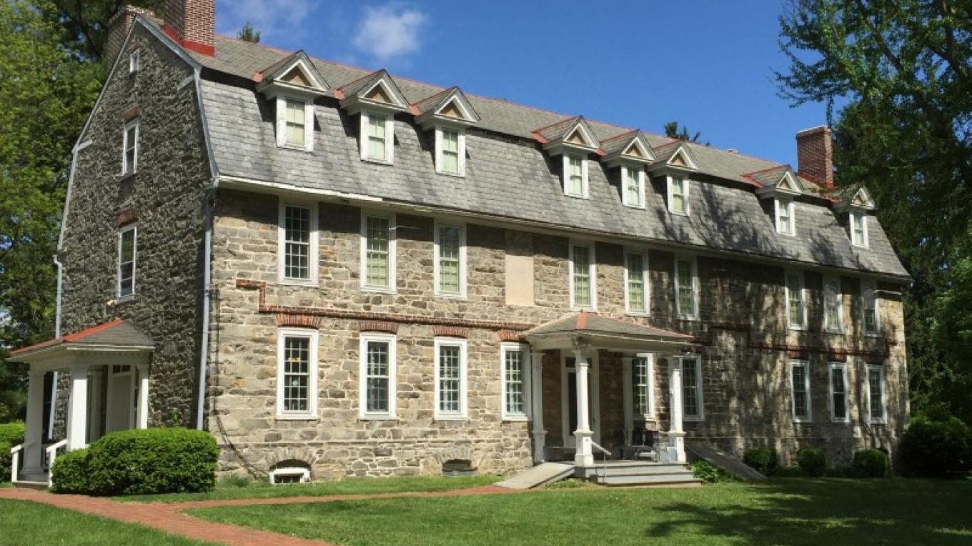 1740/1743 Whitefield House – Suzanne Keller