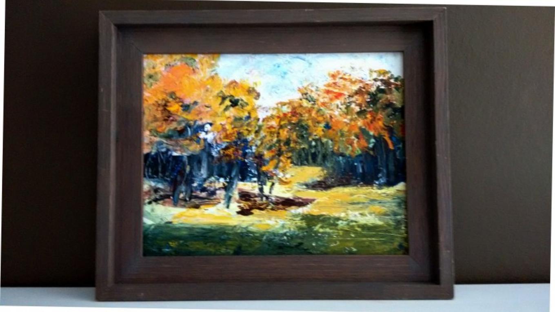 Autumn Field – Beverly Murbach-Erhardt