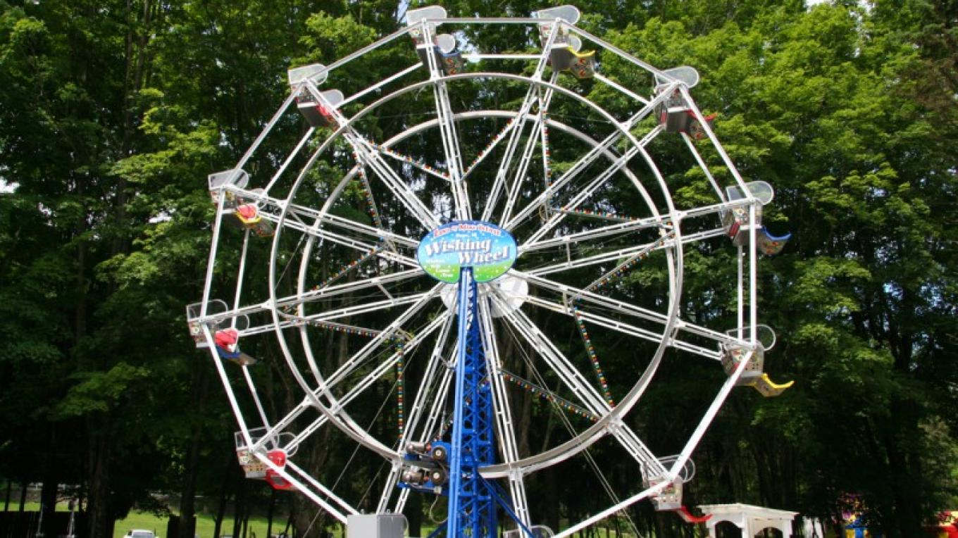 Wishing Wheel – Photograph by: Land of Make Believe