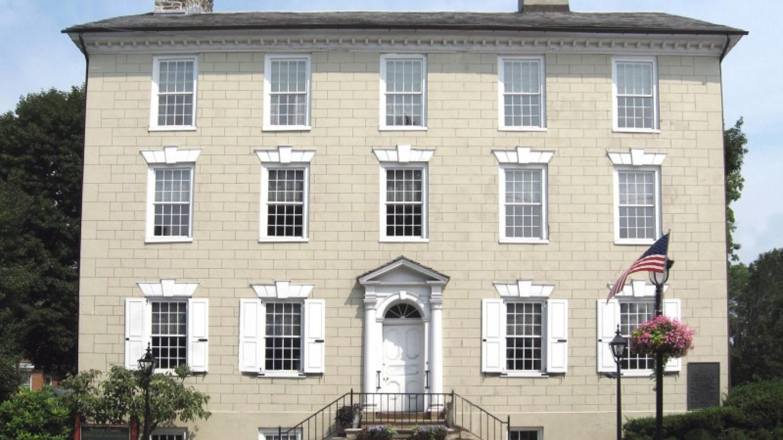 Historic 1795 Stroud Mansion – MCHA