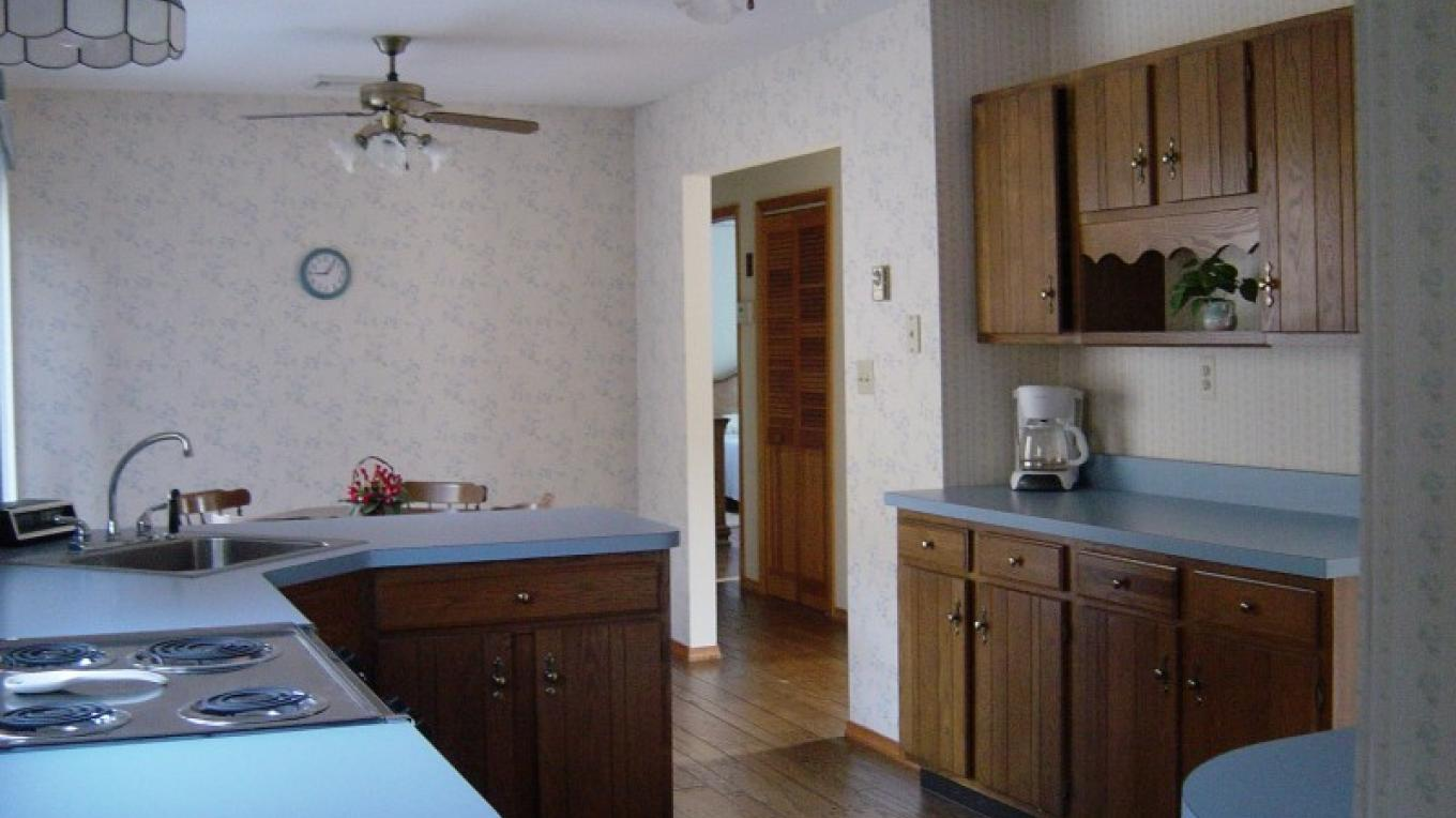 Fully equipped kitchen – Cindy