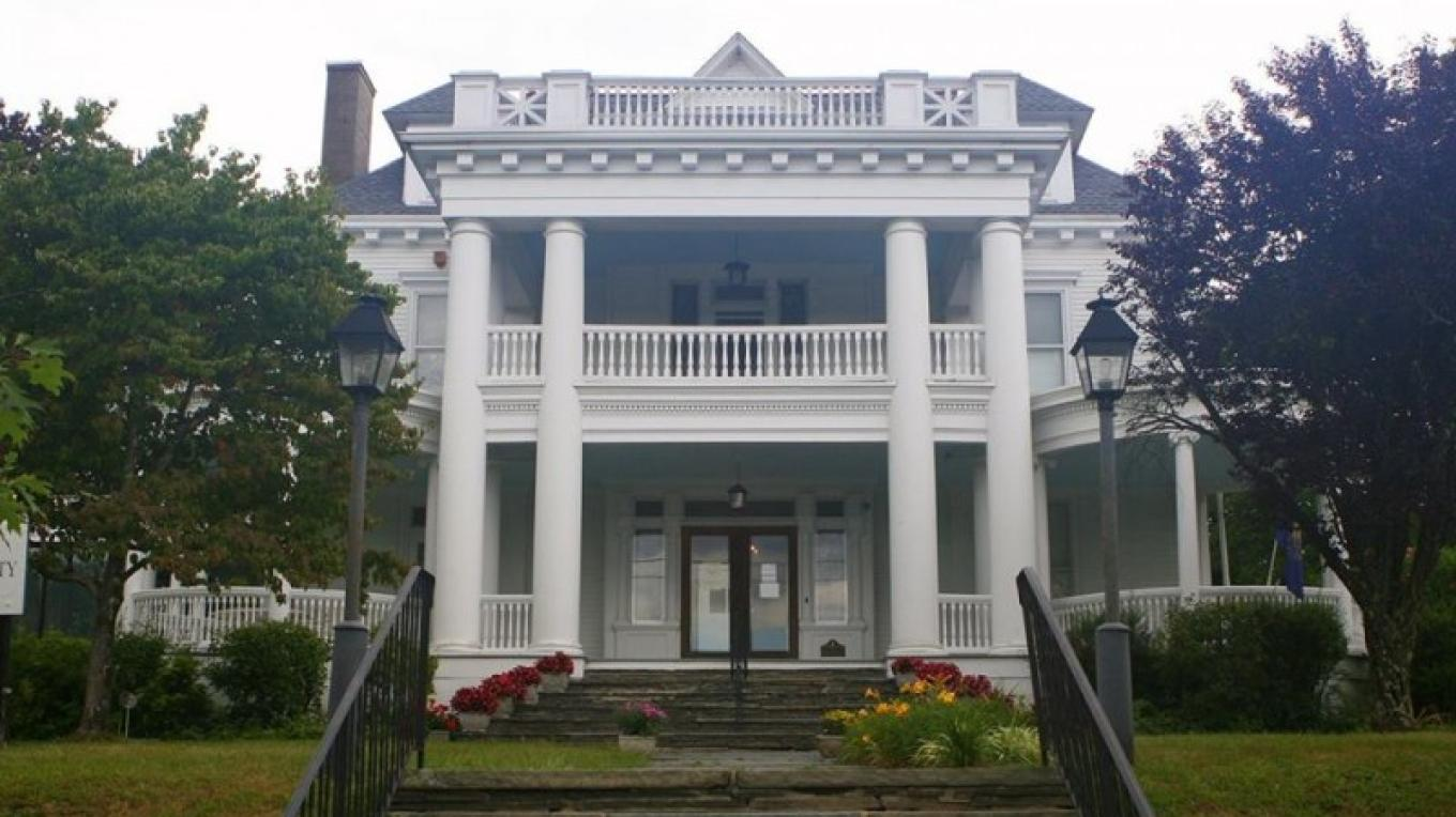 The Columns Museum and Pike Historical Society – Tamara Singer