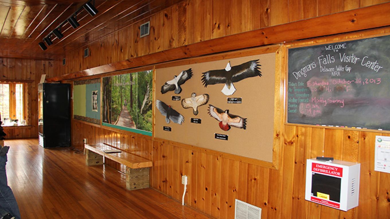 Come explore nature at Dingmans Falls Visitor Center! – National Park Service
