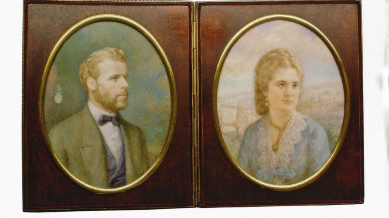John and Marie Zimmermann ca. 1880 – Zimmermann Archives