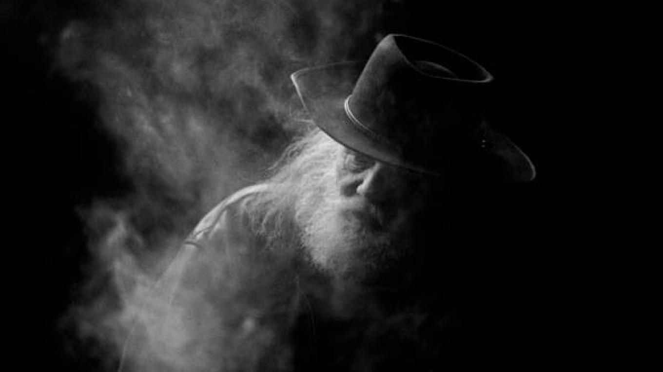 "Garth Hudson from the ""Band"" now - Photographer - Michael Bloom – Jerry Cohen"