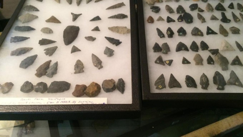 Montague Indian Artifacts – Beth Jones