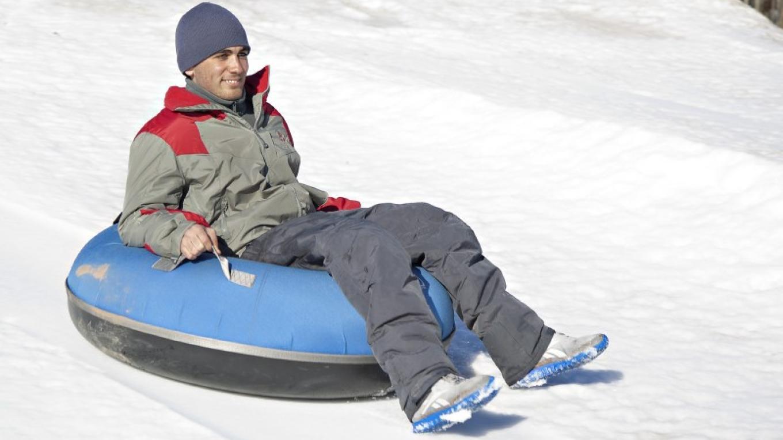Snow Tubing – Kevin Ferguson