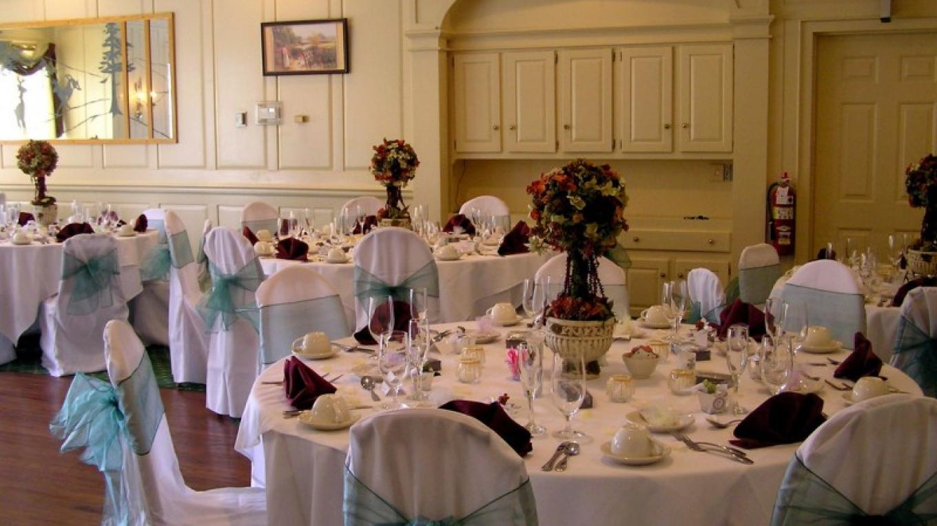 Events, Banquet Room- All Occasions – Bruce Brandli