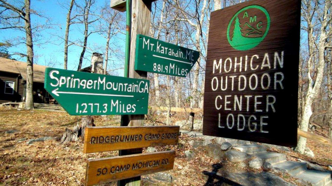 AMC Mohican Outdoor Center