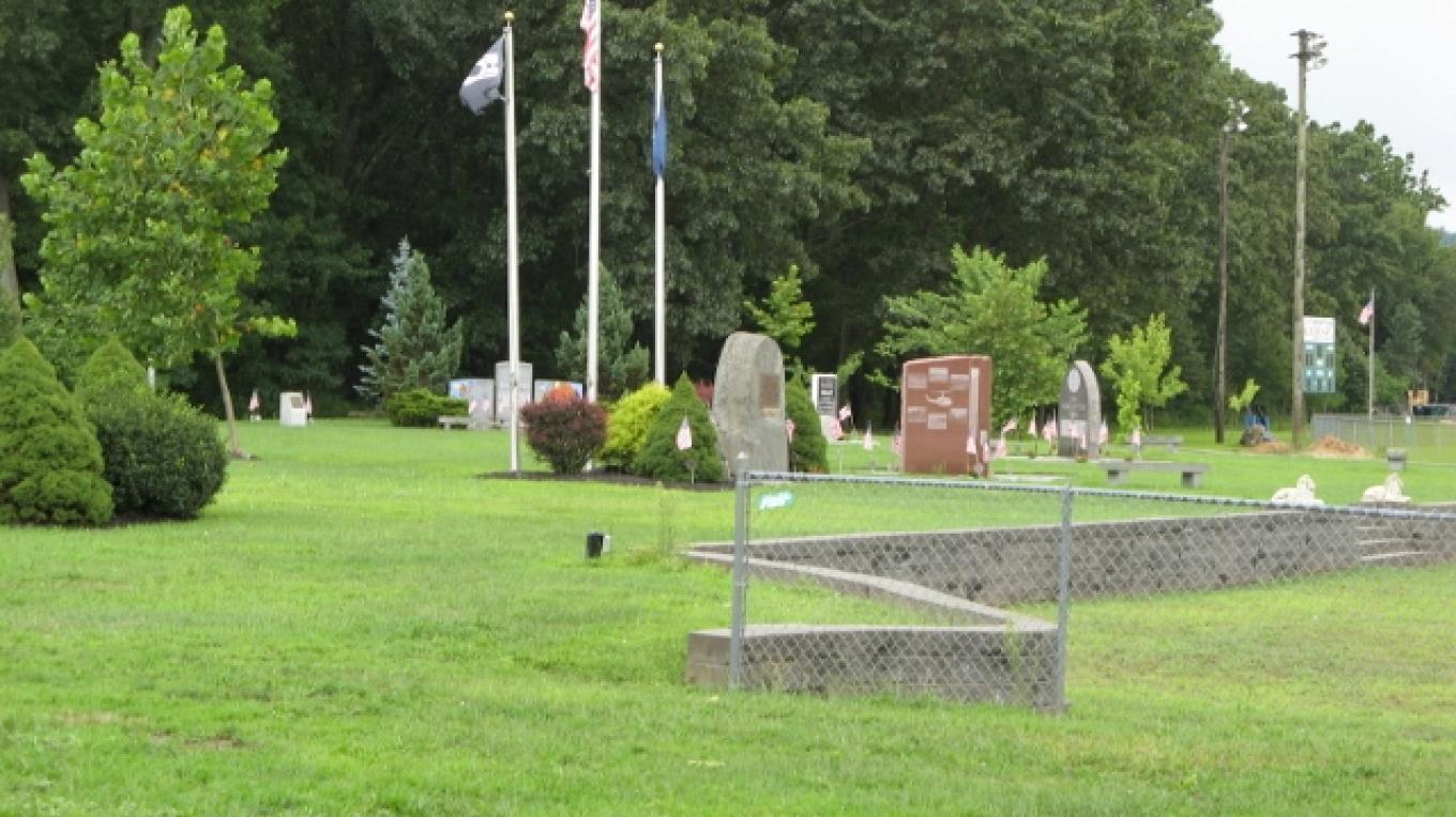View of Veterans Memorial Park. – Photograph by: Veterans Memorial Park and Education Center