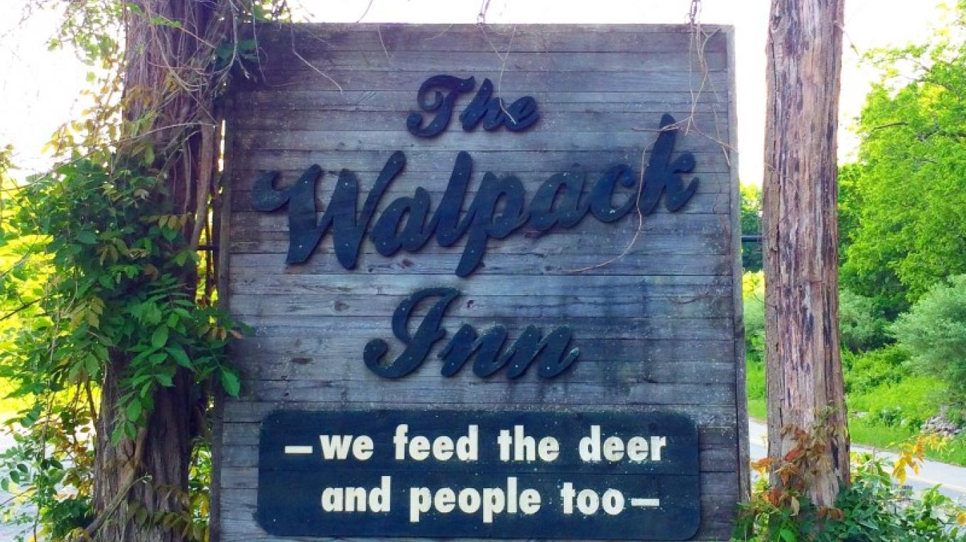 We Feed the Deer and People Too. – Jim Heigis