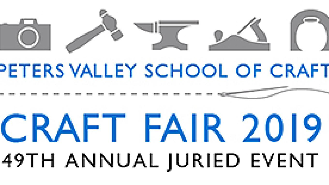Peters Valley's 49th Annual Craft Fair - Locates at the Sussex County Fairgrounds – PVSC