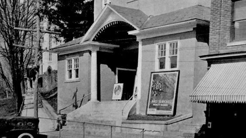 ROY's HALL circa 1923