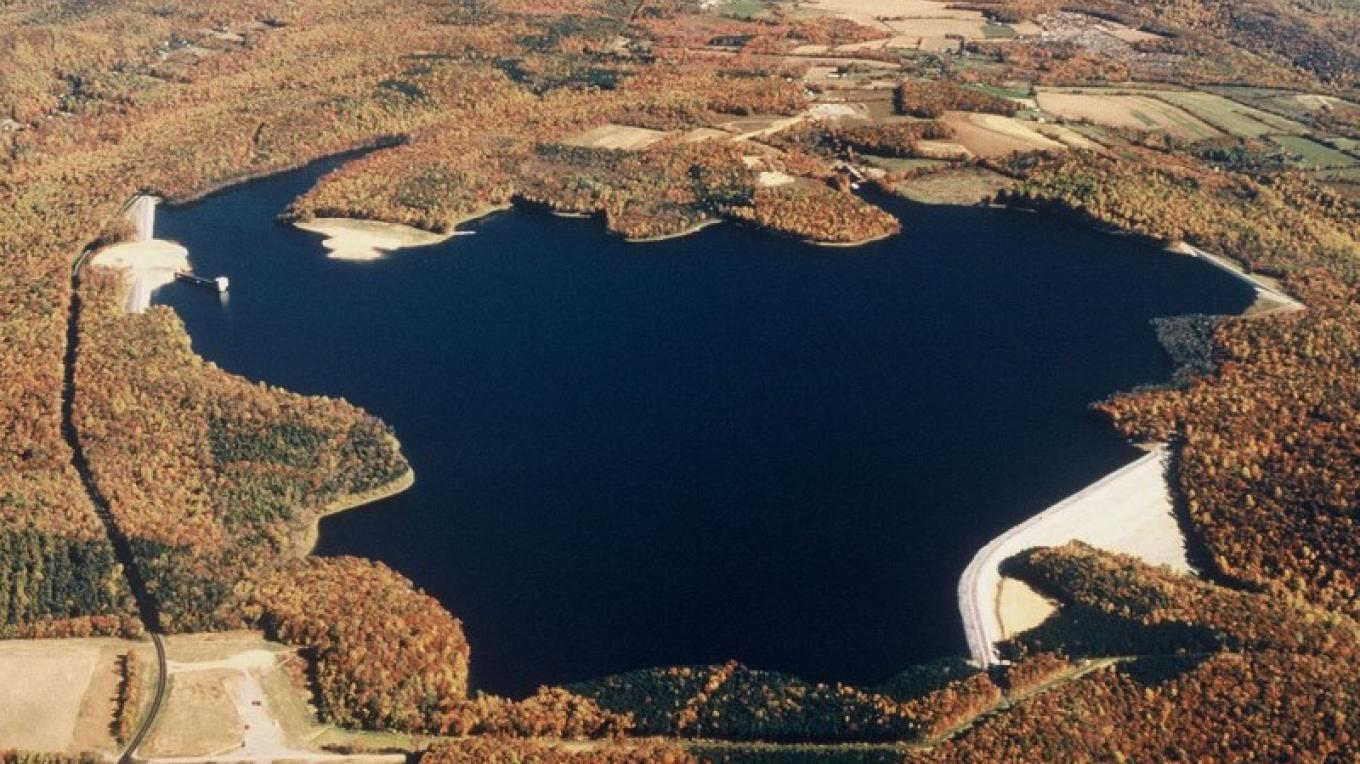 Merrill Creek Reservoir – Merrill Creek