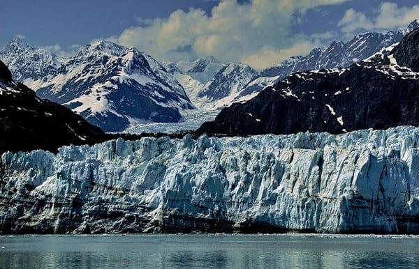 Grand Pacific Glacier. Photo Credit: Alaskan Cruiser