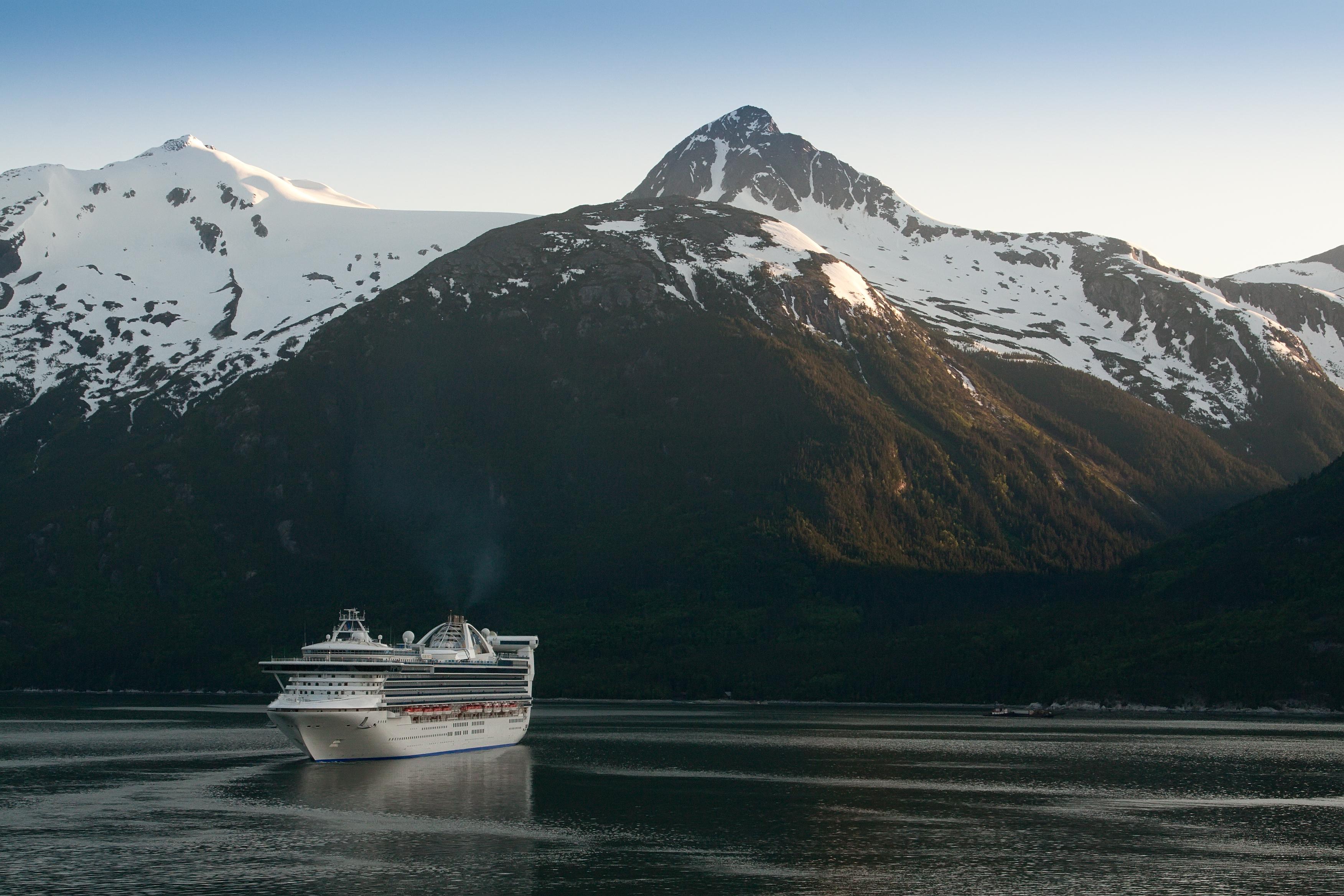 Harding Glacier, Skagway Alaska