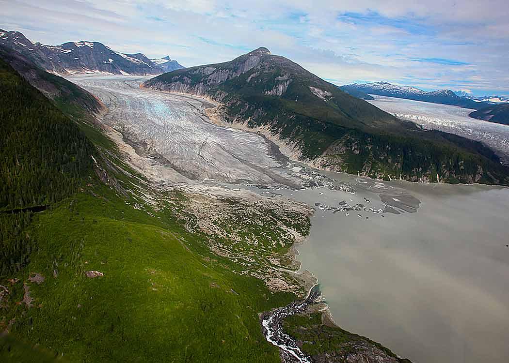 Taku Glacier, Juneau Alaska