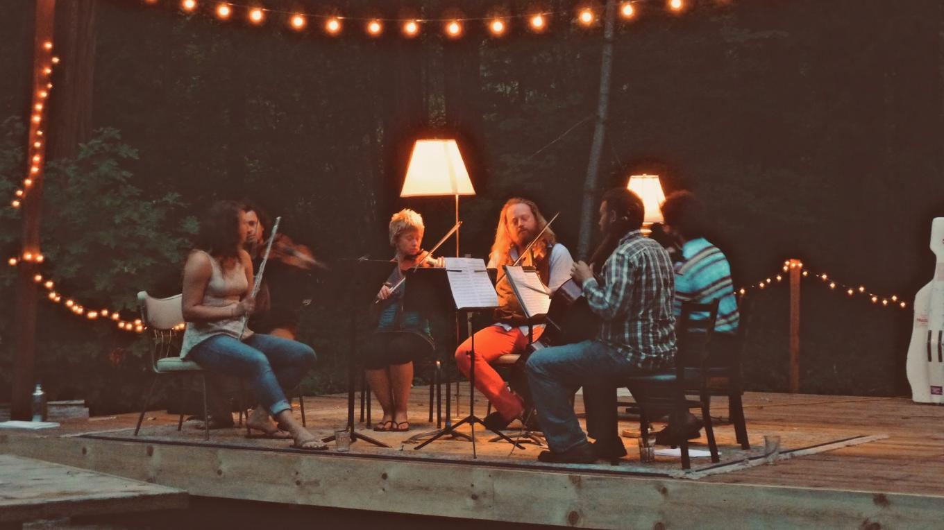 Check out some of Trinity's local musicians and some from afar.