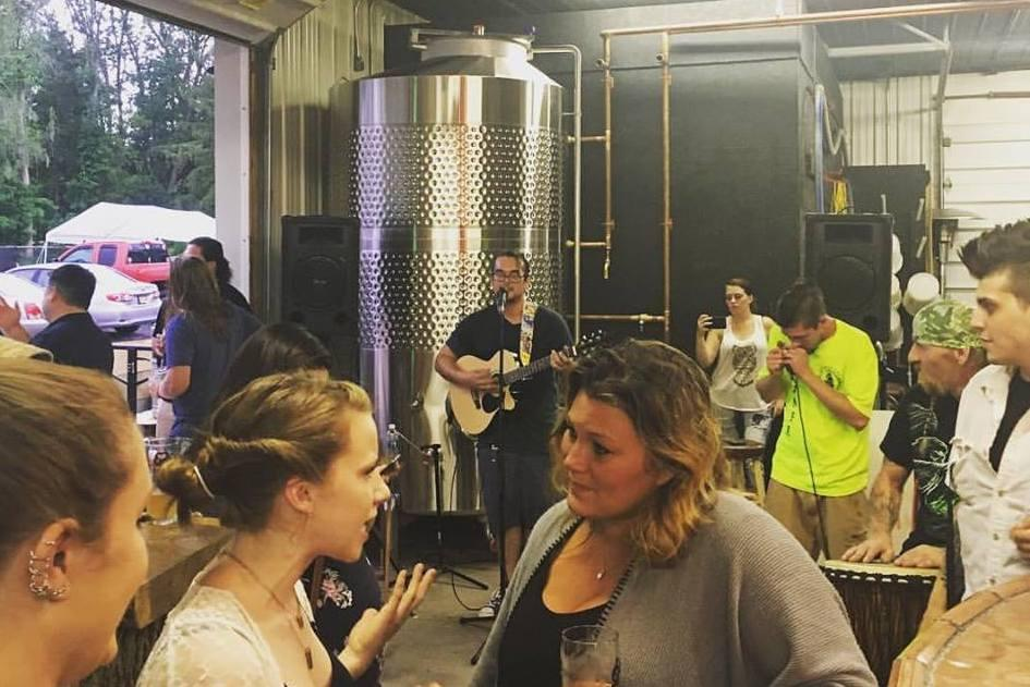 Live music at OSB Ciderworks