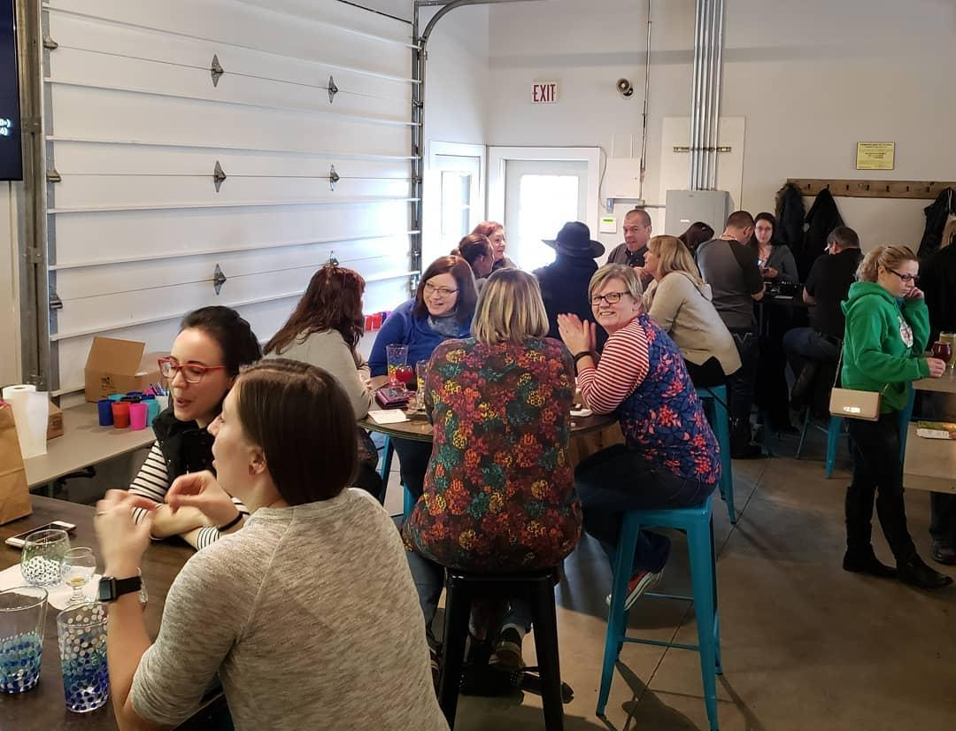 An event at Rising Storm Brewing Company
