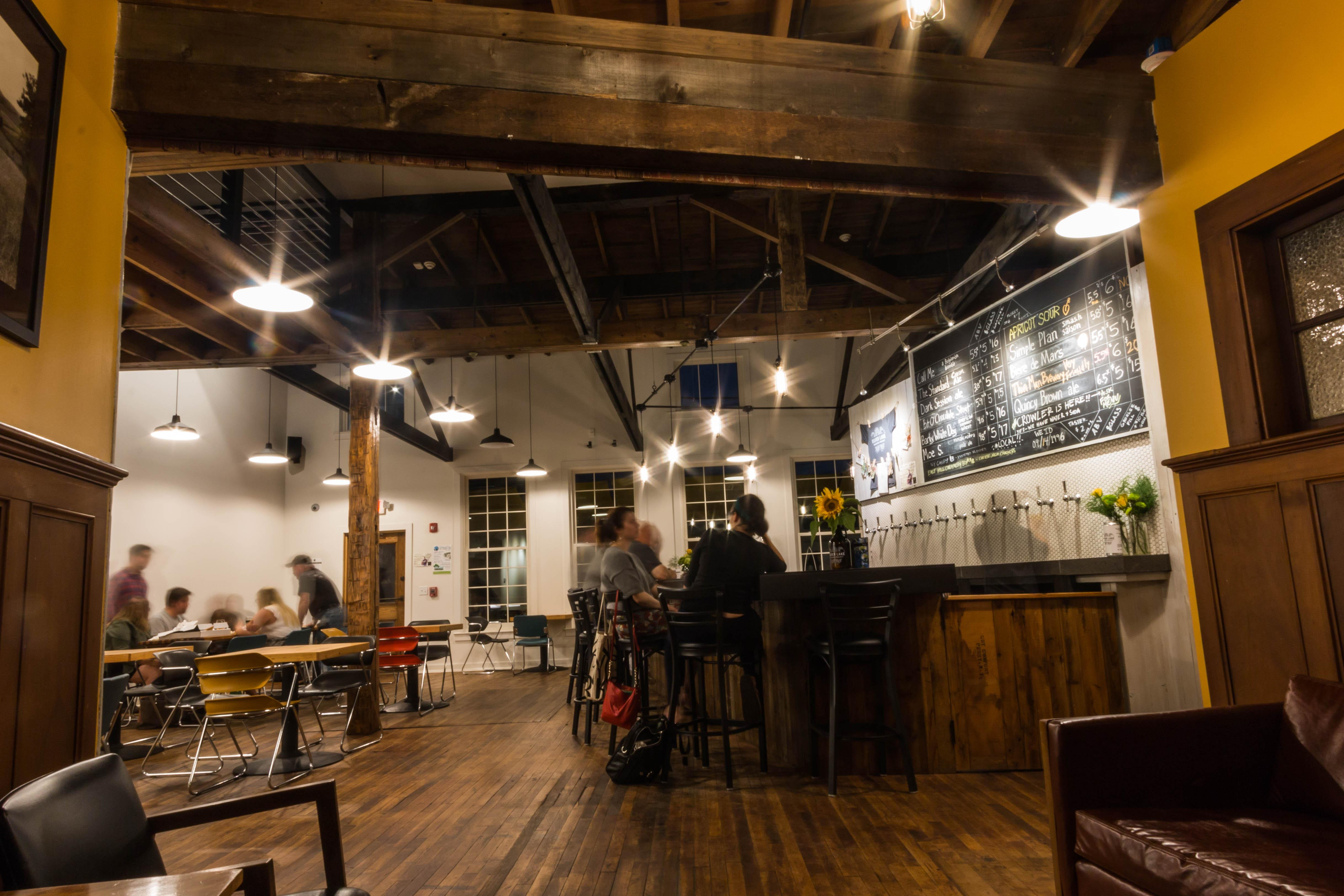 Silver Lake Brewing Project in Perry