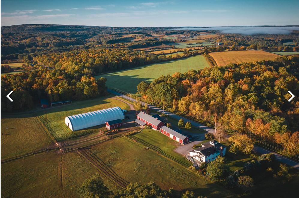 Photo courtesy of Letchworth Farms