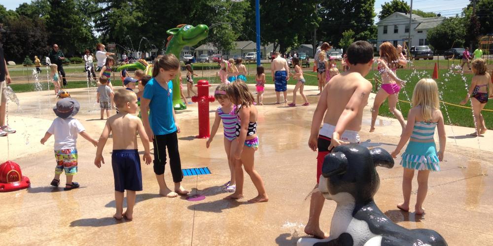 Water Splash Park