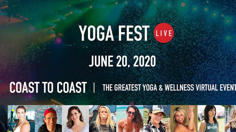 YogaFestLive via Hikyoga