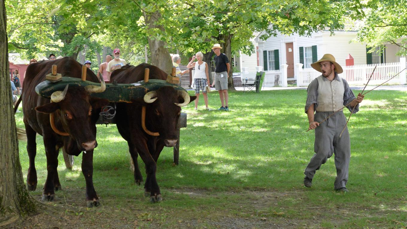 Genesee Village Country and Museum