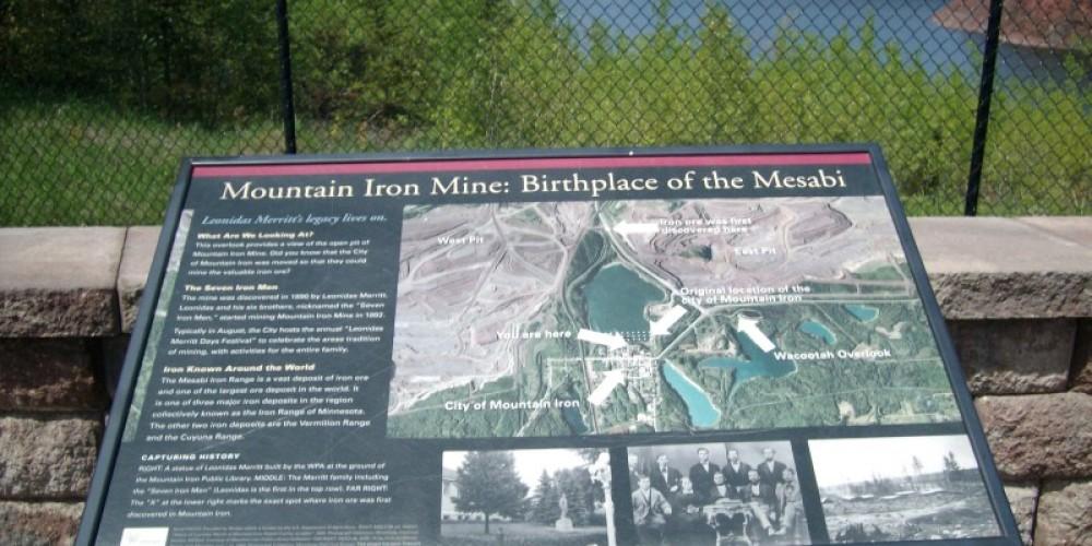 History of the Mesabi Range – undefined
