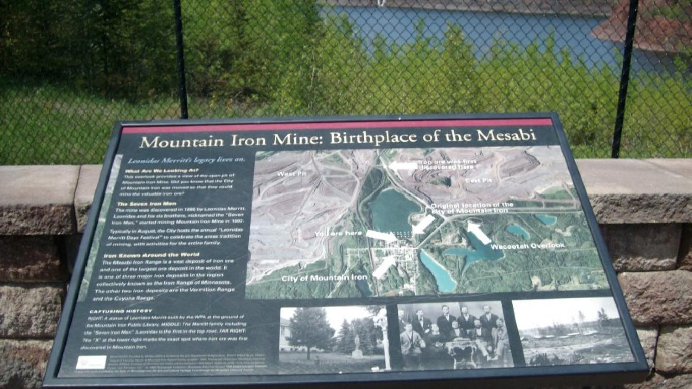 History of the Mesabi Range – undefined