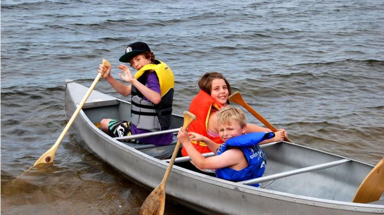 Canoeing – Rhonda Spuzak