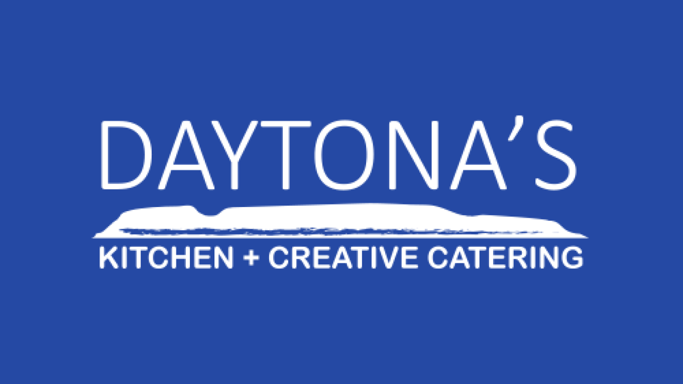 Daytona's Kitchen + Creative Caterings Logo – Daytona's Kitchen + Creative Catering