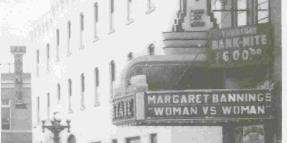 The State Theater circa 1940