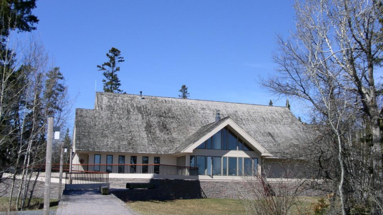 The Rainy Lake visitor Center for Voyageurs National park – international falls, rainy lake and ranier CVB