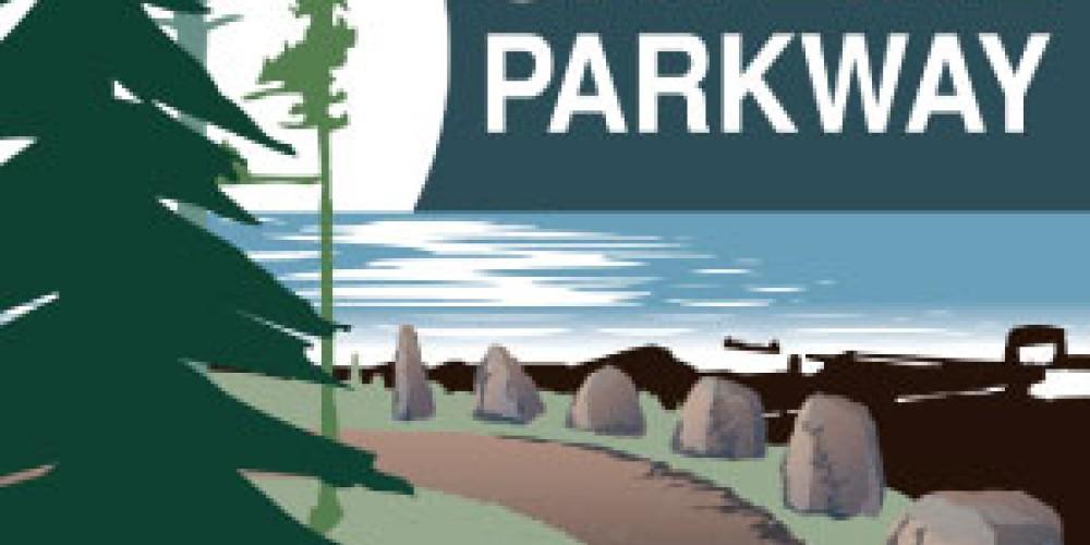 Skyline Parkway logo