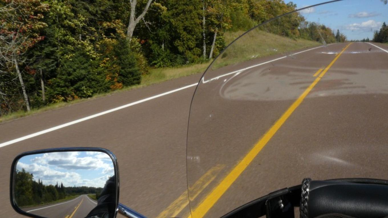 A fantastic motorcycle road! – Lee Radzak