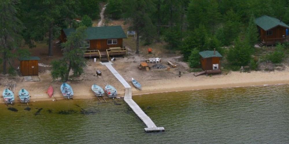 Irene lake