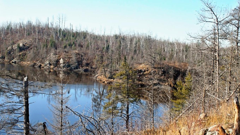 Lake along the Centennial Trail – susan prom