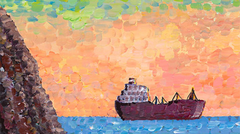 painted by Bill Simonowicz