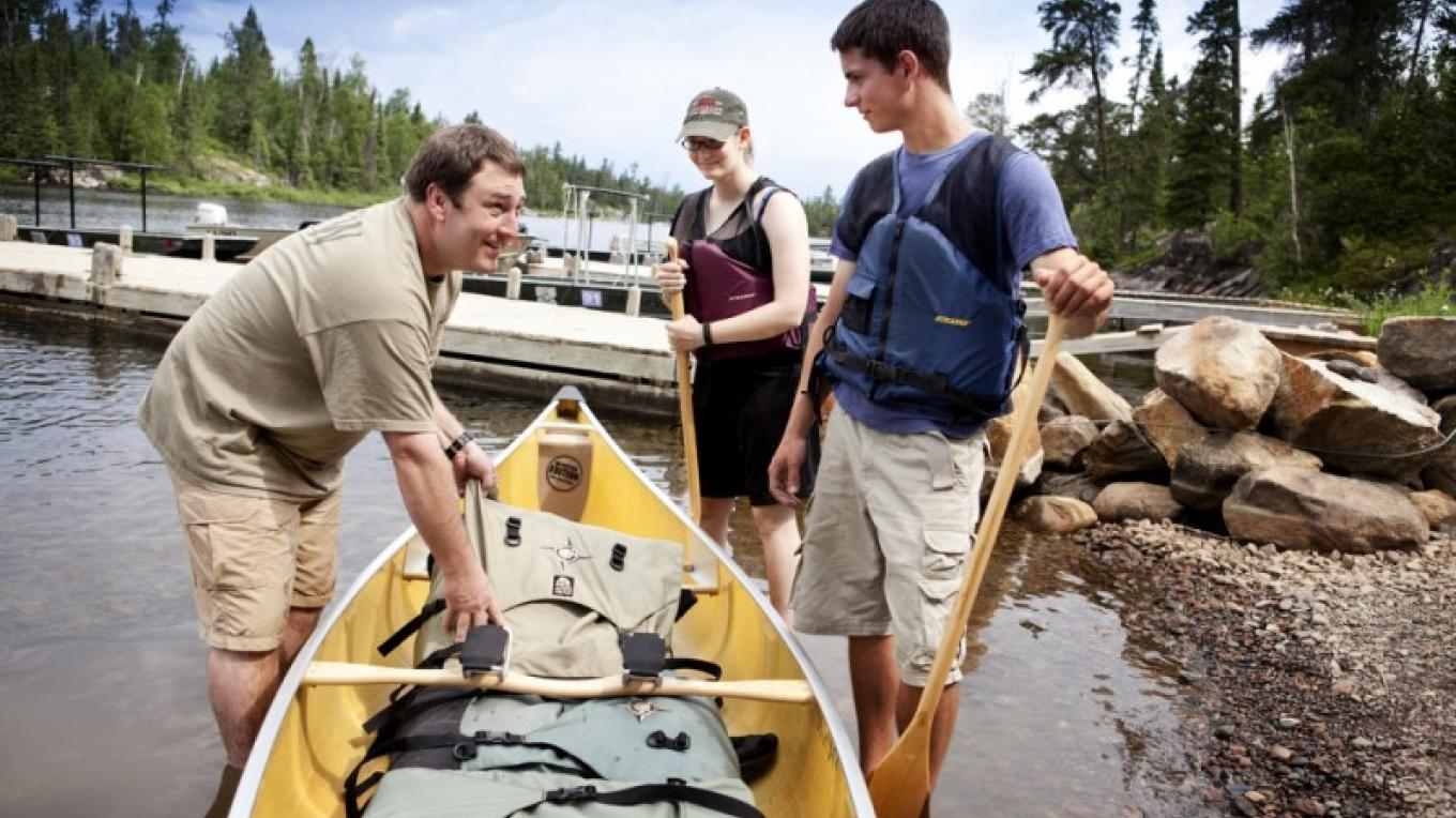 Outfitting canoe trips from Voyageur – Voyageur Canoe Outfitters