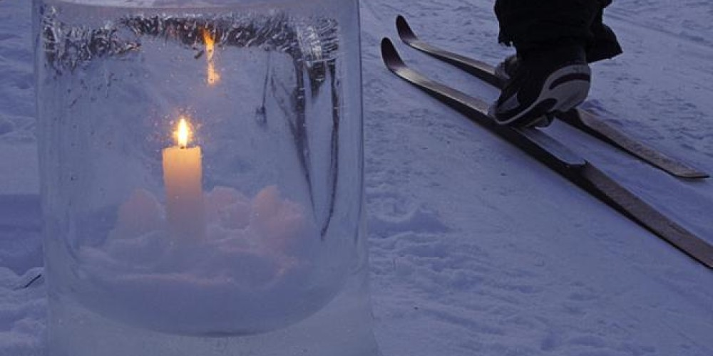 Candlelight Ski event at the park – MN DNR