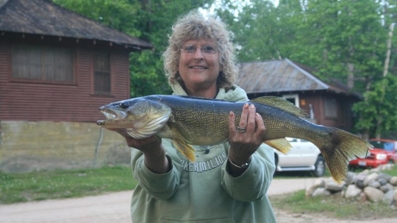 31 inch Walleye