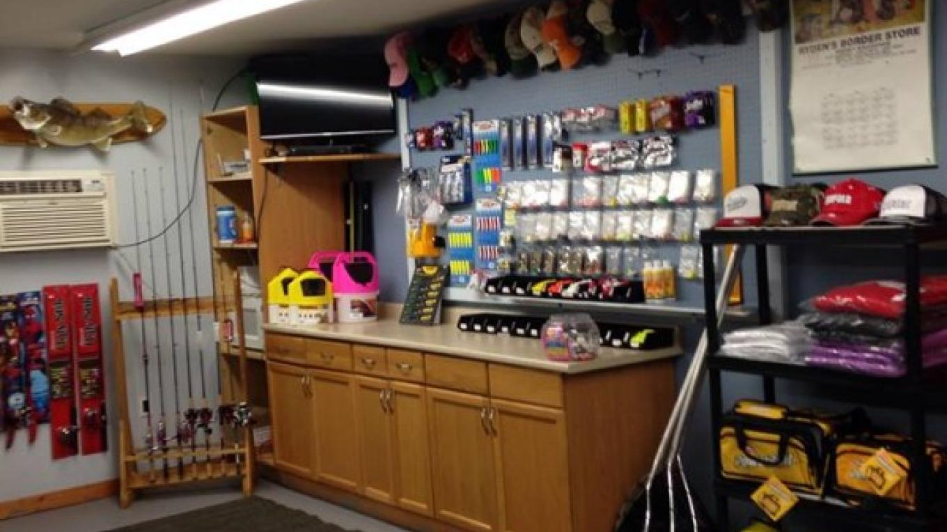 This small shop has all your fishing needs, including good advice as where to fish. – Larry's Baits